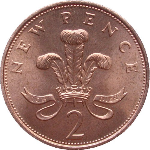 Vallue Price New Pence 1976