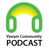 Veeam Community Podcast 116