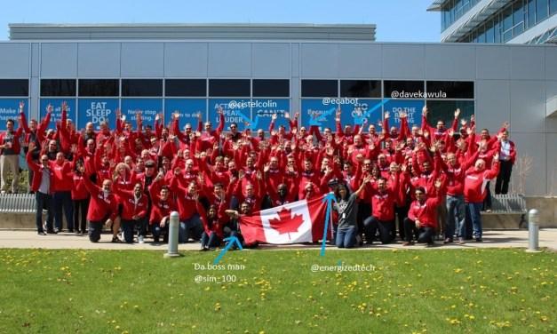 Canadian Community Super Hero Award