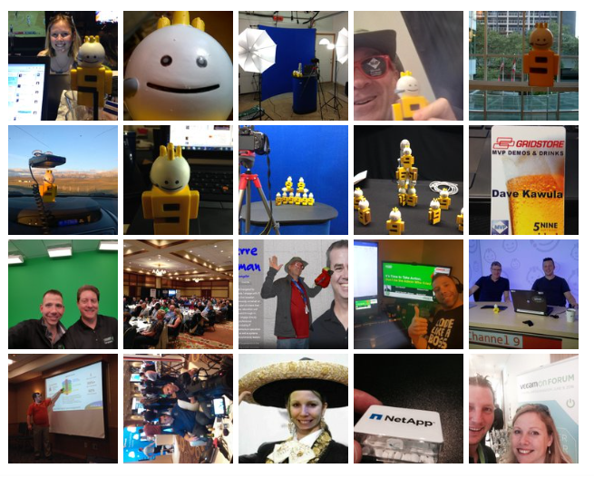 My Favourite moments from MVPDays over the past 3 years