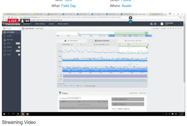 Great Free Training – Live Stream Tech Field Day #TFD13
