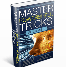 Master PowerShell Tricks Volume 2 – Now Available on Kindle