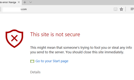 The SSL certificate is not expired but this site is not secure #Microsoft #WINDOWSSERVER #MVPHOUR