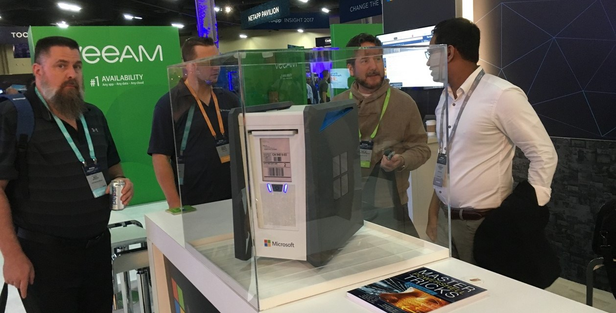 Introducing Microsoft Azure Data Box #Azure