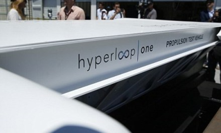 New Hyperloop transportation system could move us around at 750 Mph #MVPHour