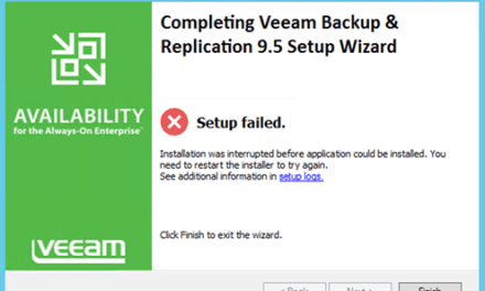STEP BY STEP Upgrade Veeam Backup & Replication from 9.0 to 9.5 and Troubleshooting tips #VEEAM #WINDOWSSERVER #MVPHOUR #STEP BY STEP