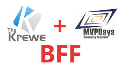 Press Release – MVPDays + The Krewe Community Partnership @TheKrewe @MVPDays