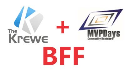 Press Release – MVPDays + The Krewe Community Partnership @TheKrewe @MVPDays