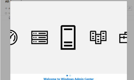 Installing Windows Admin Center on Windows Server 2019 LTSC #MVPHour