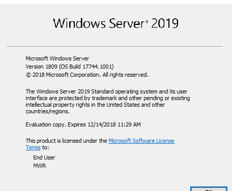 The Case of the broken network on an Upgrade of Windows Server 2012 R2 to Windows Server 2019 – #HyperV #WindowsadminCenter