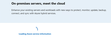 Integrating Windows Azure Hybrid Services with Windows Admin Center 1904GA – #MVPHour