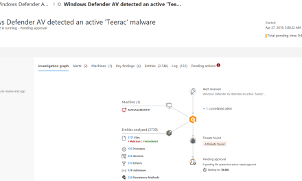 Checking out Azure Security Center and Security Center (ATP) – #MVPHour #Azure #Security
