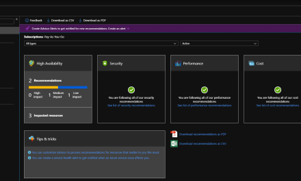 6 Things I've Learned about Azure Storage
