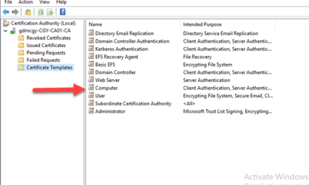 How to Deploy an Enterprise Certification Authority Root Server on Microsoft Server 2019 #Certificate #Certification Authority #CA #Microsoft #MVPhour