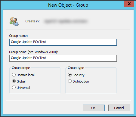 How to use GPO to manage Google Chrome auto update