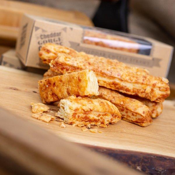 Cheddar Gorge Cheese Straws 1