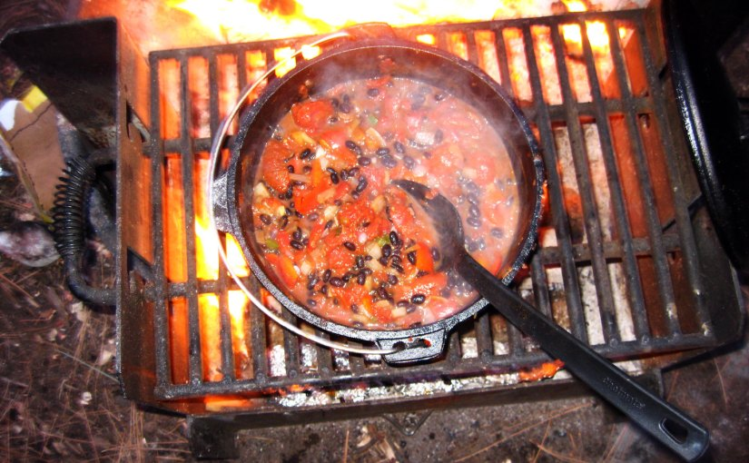 How to Get Down and Chili with a Dutch Oven