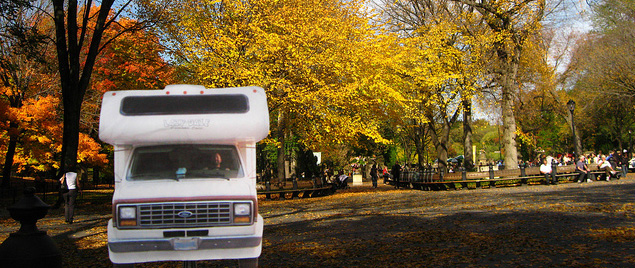 Urban Camping: New York City