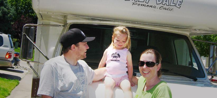 Friends of the Cheddar Yeti: Kristen, Allison & Bill