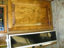 New over the stove Cabinet