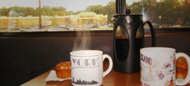 Walmart Coffee & Hot MuffinTops