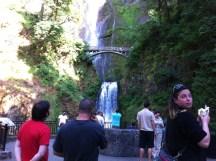 Multnomah Falls. Oregon