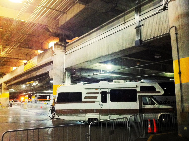 Rv Parking Amp Urban Camping In Washington Dc