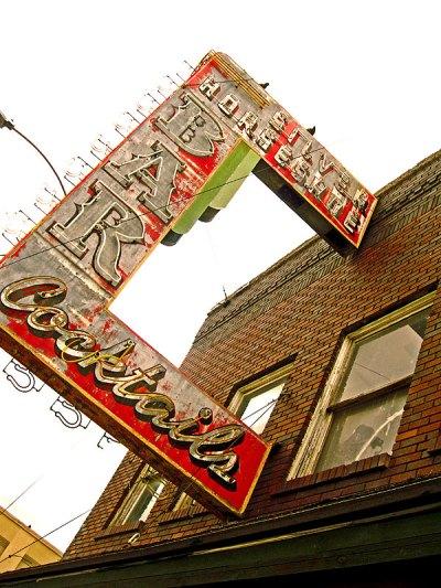 Horseshoe Bar, American Falls, ID
