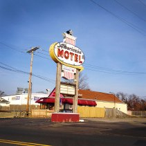 Americana Motel, Tom's River, NJ