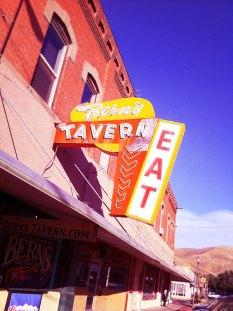 Berns Tavern Eat, OR