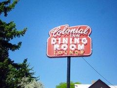 Colonial Inn, Blackfoot, ID