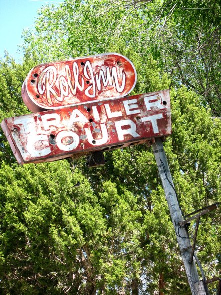 Roll Inn Trailer Court, Blackfoot, ID