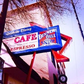 Cafe Neon. Prescott, AZ
