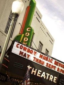Cody Theater, Cody, WY