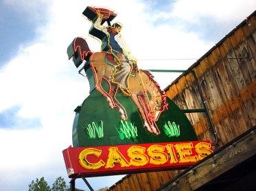 Cassies, Cody, WY