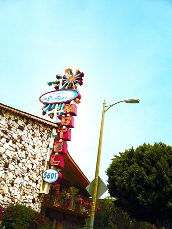 Downtowner Motel, Los Angeles, CA
