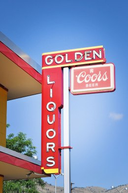 Golden Liquors, Golden, CO