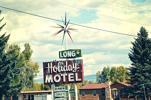 Long Holiday Motel, Gunnison, CO