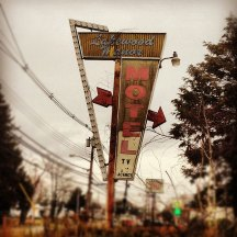 Motel Sign. Lakewood, NJ