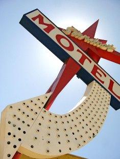 Stardust Motel, Redding, CA