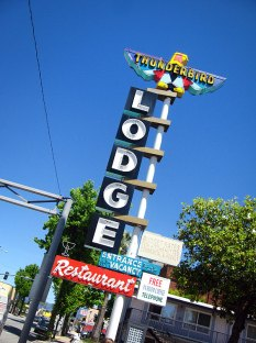 Thunderbird Lodge, Redding CA