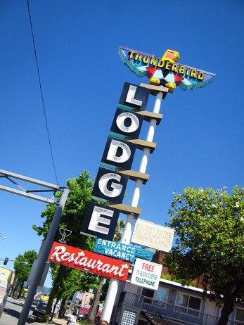 Thunderbird Lodge, Redding CA