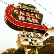 Snack Bar, Long Island, NY