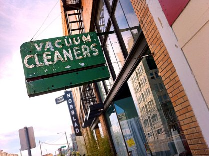 Vacuum Cleaners, Astoria, OR
