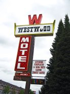 Westwood Motel, West Yellowstone, MT