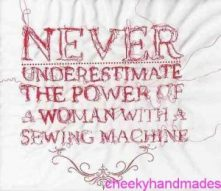 never underestimate the power