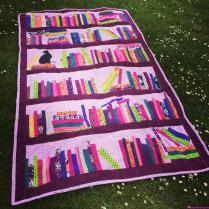 book case quilt