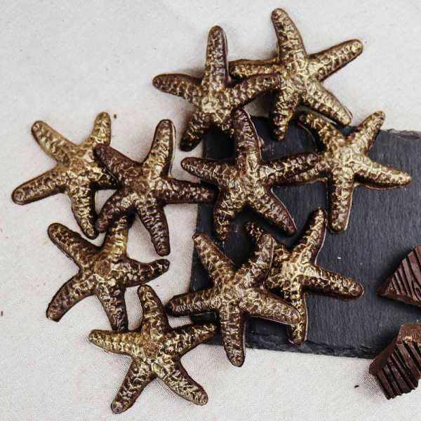 Cheeky Nilla Dark Chocolate Starfish Collection