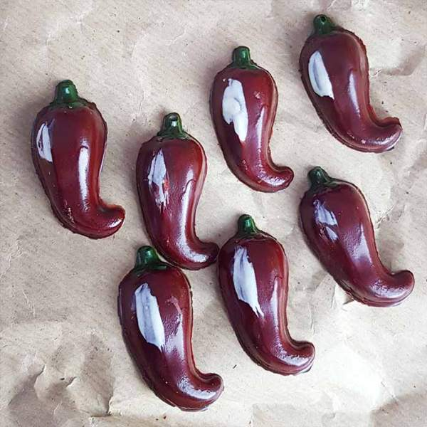 dark Chocolate chillies