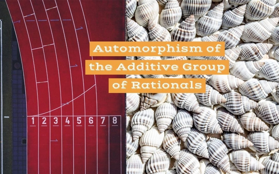 Automorphism of the Additive Group of Rationals